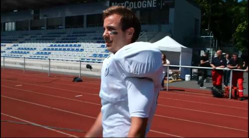 Mario Götze – American Football