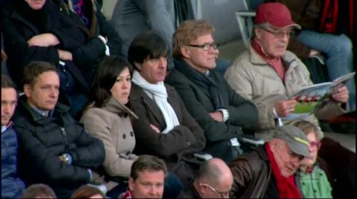 MD11 - Joachim Löw at SC Freiburg v FC Schalke 04