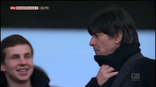 MD21 - Joachim Löw at Hertha BSC v SC Freiburg