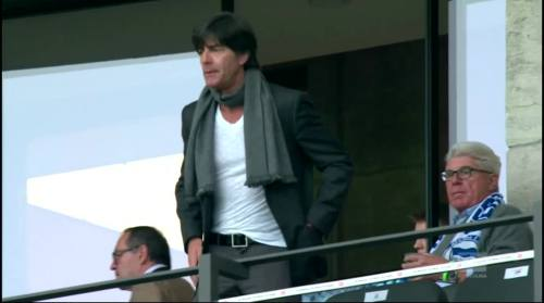 MD3 - Joachim Löw at Hertha BSC v 1. FSV Mainz 05