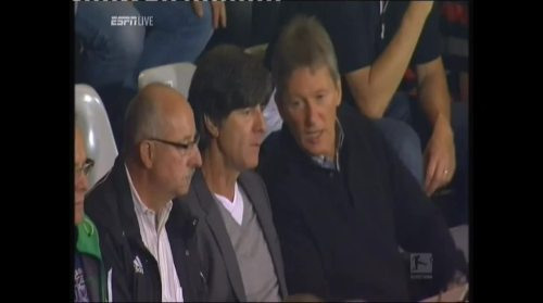 MD4 - Joachim Löw at SC Freiburg v Hertha BSC