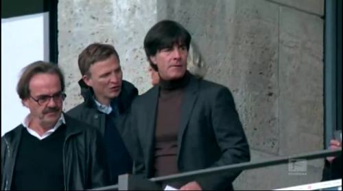 MD9 - Joachim Löw at Hertha BSC v HSV 1