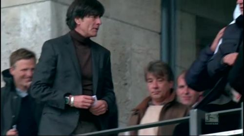 MD9 - Joachim Löw at Hertha BSC v HSV 2