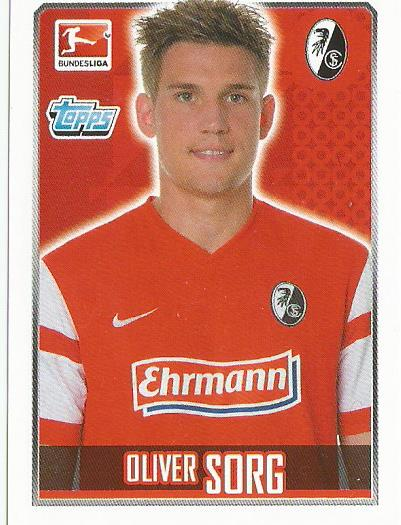 Oliver Sorg - SC Freiburg