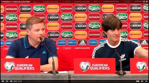 Pressekonferenz 12-06-2015 - Joachim Löw 1