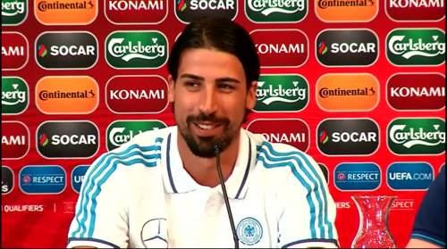 Pressekonferenz 12-06-2015 - Sami Khedira 3