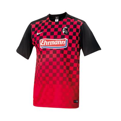 SC Freiburg - Heim Trikot - 2015-16