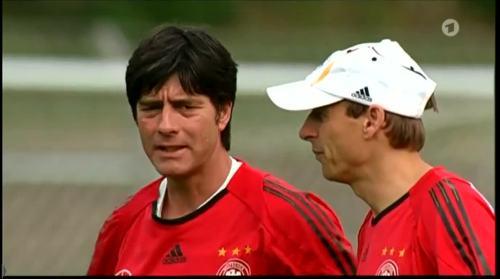 WM 2006 - Jogi & Klinsi