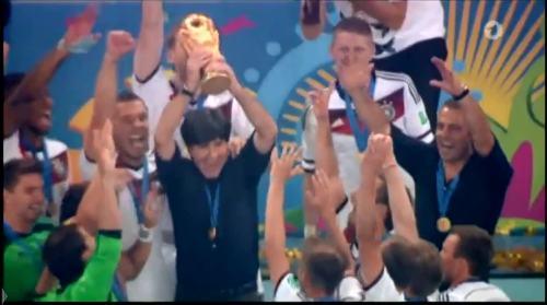 WM 2014 - celebrations 2