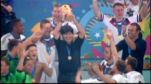 WM 2014 - celebrations 3