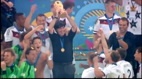 WM 2014 - celebrations 4