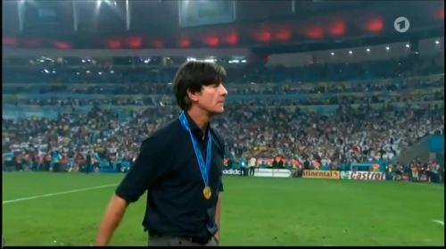 WM 2014 - Joachim Löw
