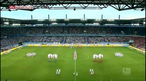 2. Bundesliga opening night 1