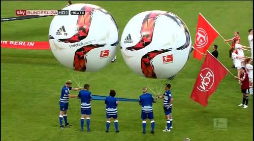 2. Bundesliga opening night 11