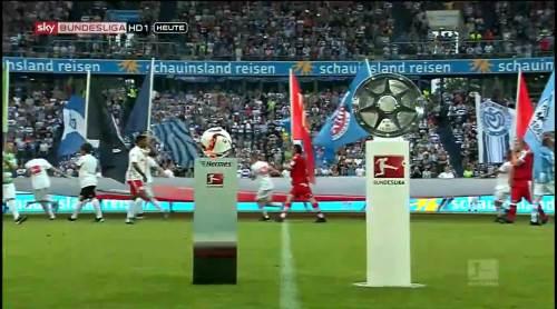 2. Bundesliga opening night 12