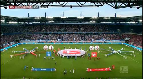 2. Bundesliga opening night 13