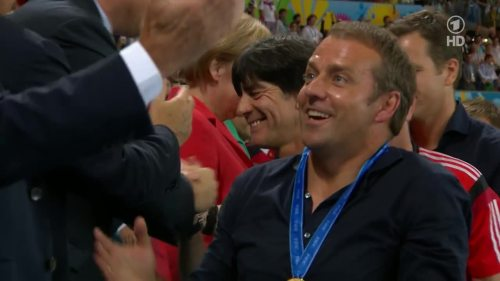 Hansi Flick – Germany v Argentina – post-match show 3