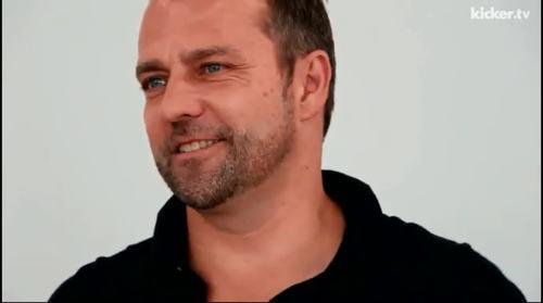 Hansi Flick - kicker interview 11