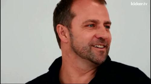 Hansi Flick - kicker interview 13