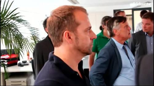 Hansi Flick - kicker interview 8