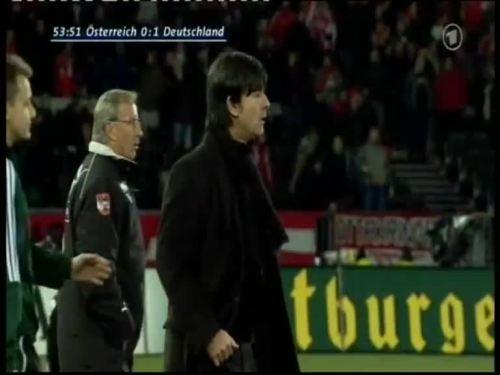 Joachim Löw – Austria v Germany 13