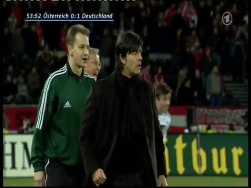 Joachim Löw – Austria v Germany 14