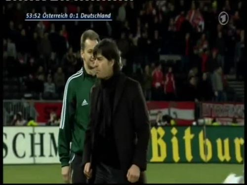 Joachim Löw – Austria v Germany 15