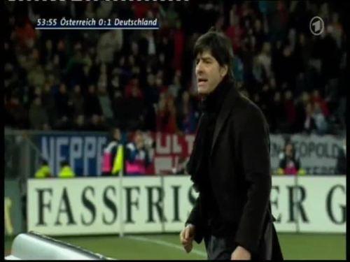 Joachim Löw – Austria v Germany 18