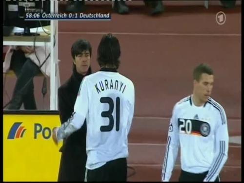 Joachim Löw – Austria v Germany 26