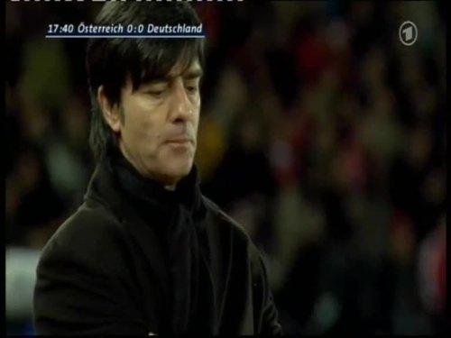 Joachim Löw – Austria v Germany 3