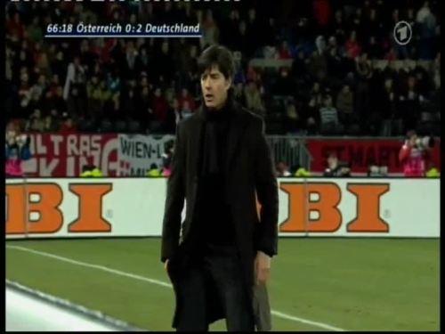 Joachim Löw – Austria v Germany 32
