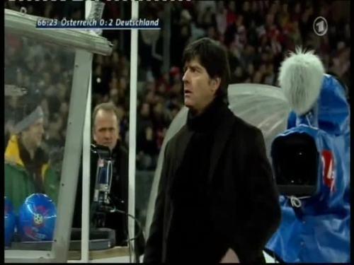 Joachim Löw – Austria v Germany 39