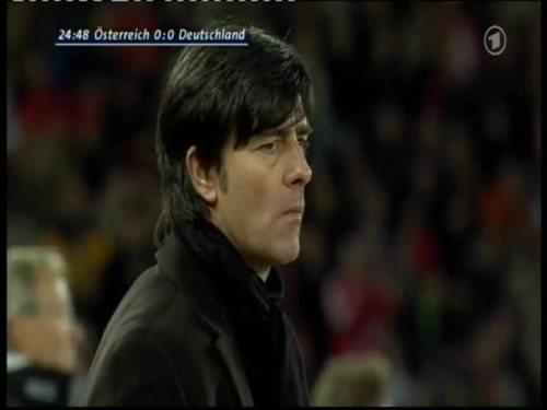 Joachim Löw – Austria v Germany 5