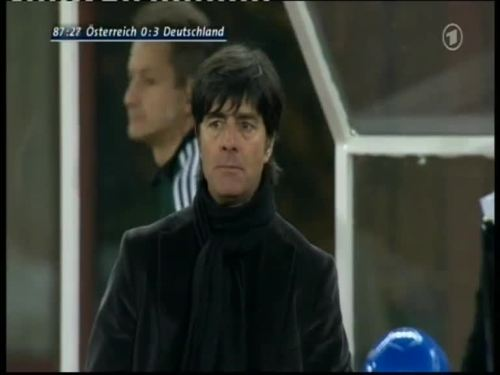 Joachim Löw – Austria v Germany 52