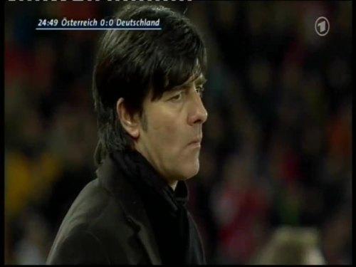 Joachim Löw – Austria v Germany 6