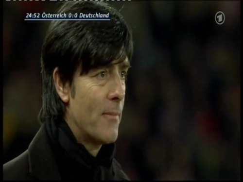 Joachim Löw – Austria v Germany 8