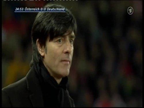Joachim Löw – Austria v Germany 9