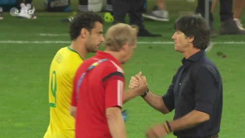 Joachim Löw – Brazil v Germany – post-match show 1