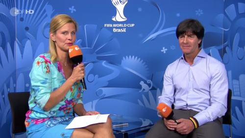 Joachim Löw – Brazil v Germany – post-match show 13