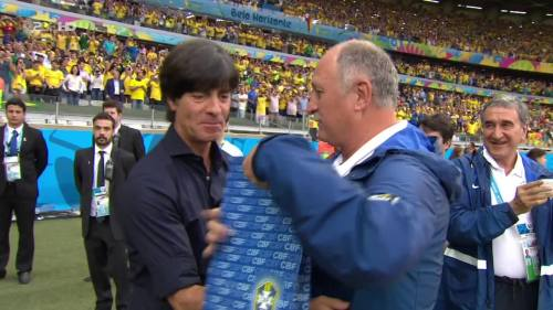 Joachim Löw – Brazil v Germany – post-match show 14