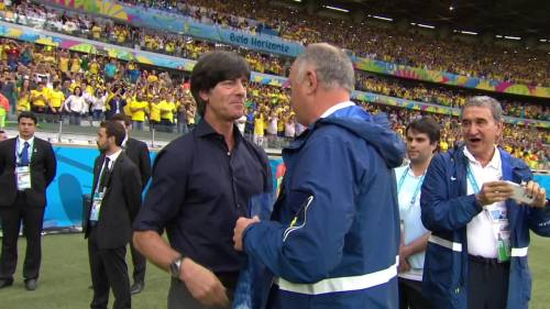 Joachim Löw – Brazil v Germany – post-match show 16