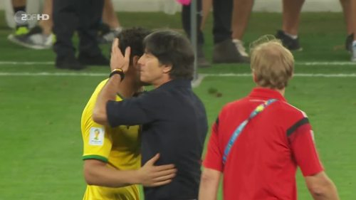 Joachim Löw – Brazil v Germany – post-match show 2