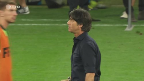 Joachim Löw – Brazil v Germany – post-match show 3