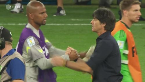 Joachim Löw – Brazil v Germany – post-match show 4