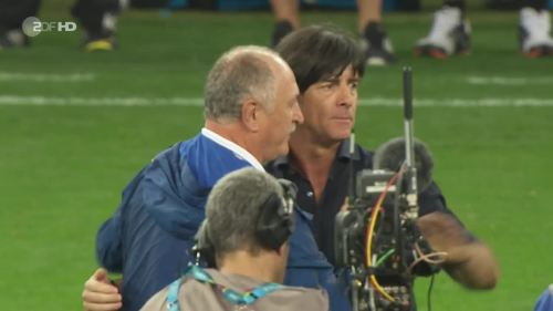 Joachim Löw – Brazil v Germany – post-match show 6