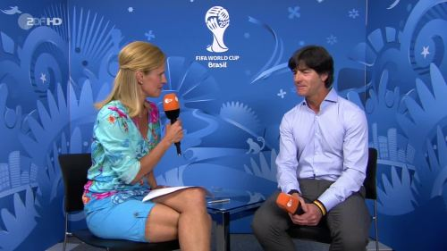 Joachim Löw – Brazil v Germany – post-match show 7