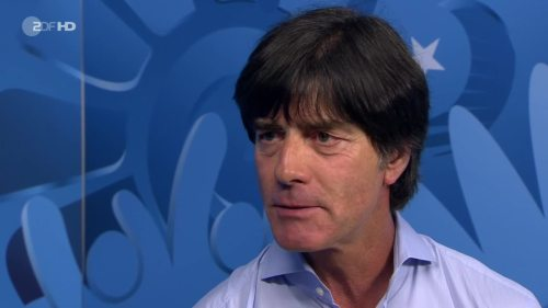 Joachim Löw – Brazil v Germany – post-match show 8