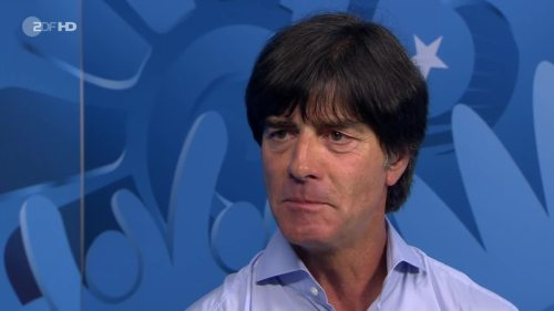 Joachim Löw – Brazil v Germany – post-match show 9