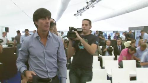 Joachim Löw – Brazil v Germany – pre-match show 14