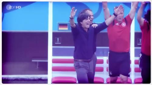 Joachim Löw – Brazil v Germany – pre-match show 16